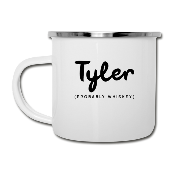 Camper Mug - Happy Campers Mug 1 - Tyler - Personalized Order - CustomTeesGifts