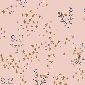 Starbright - Sparkler Fusion by Art Gallery Fabrics