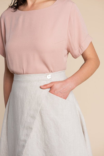 Closet Case Fiore Skirt Pattern