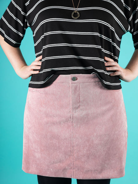Ness Skirt Sewing Pattern by Tilly And The Buttons