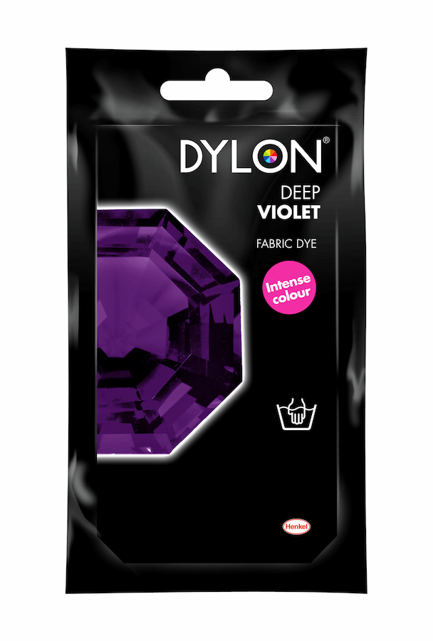Dylon Hand Dye Powder 50g - Deep Violet
