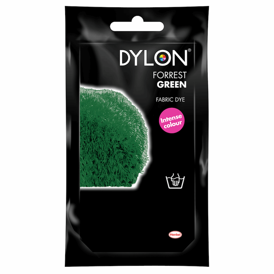 Dylon Hand Dye Powder 50g - Forest Green