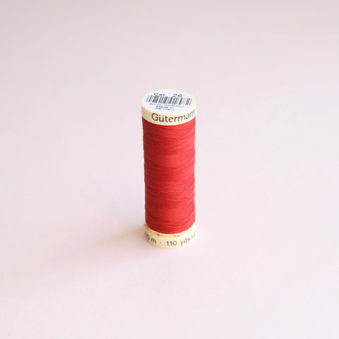 Gütermann Sew-All Polyester Thread Spool 100m - 26 - Red