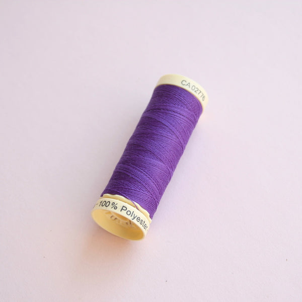 Gütermann Sew-All Polyester Thread Spool 100m - 392 - Purple