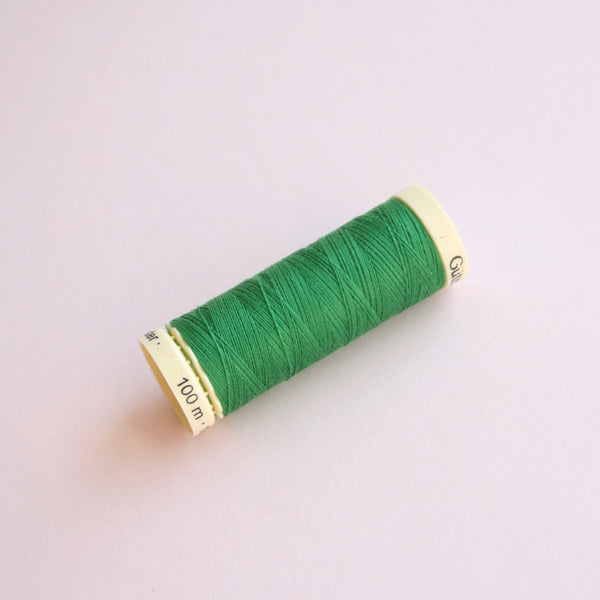 Gütermann Sew-All Polyester Thread Spool 100m - 396 - Green