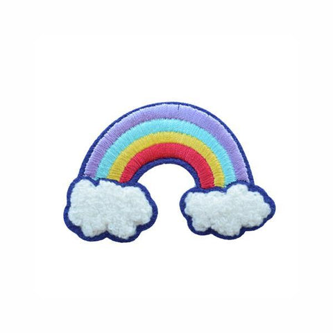 Iron-on Rainbow Patch - Small