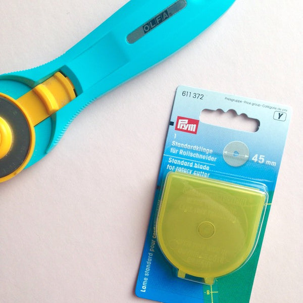 Prym 45mm Rotary Cutter Blade Replacement