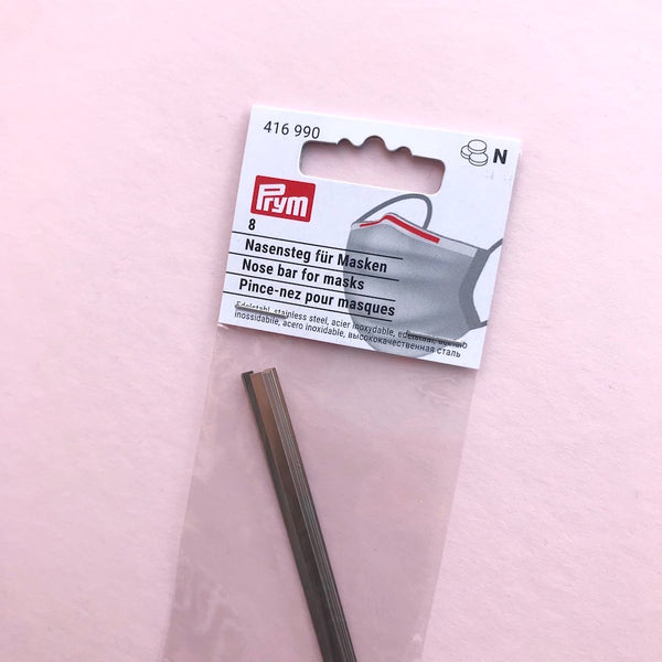 Prym Nose Bar for Masks - Pack of 8