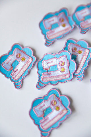 Thinking of Sewing Patch