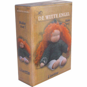 Lisette Waldorf Doll Kit by De Witte Engel