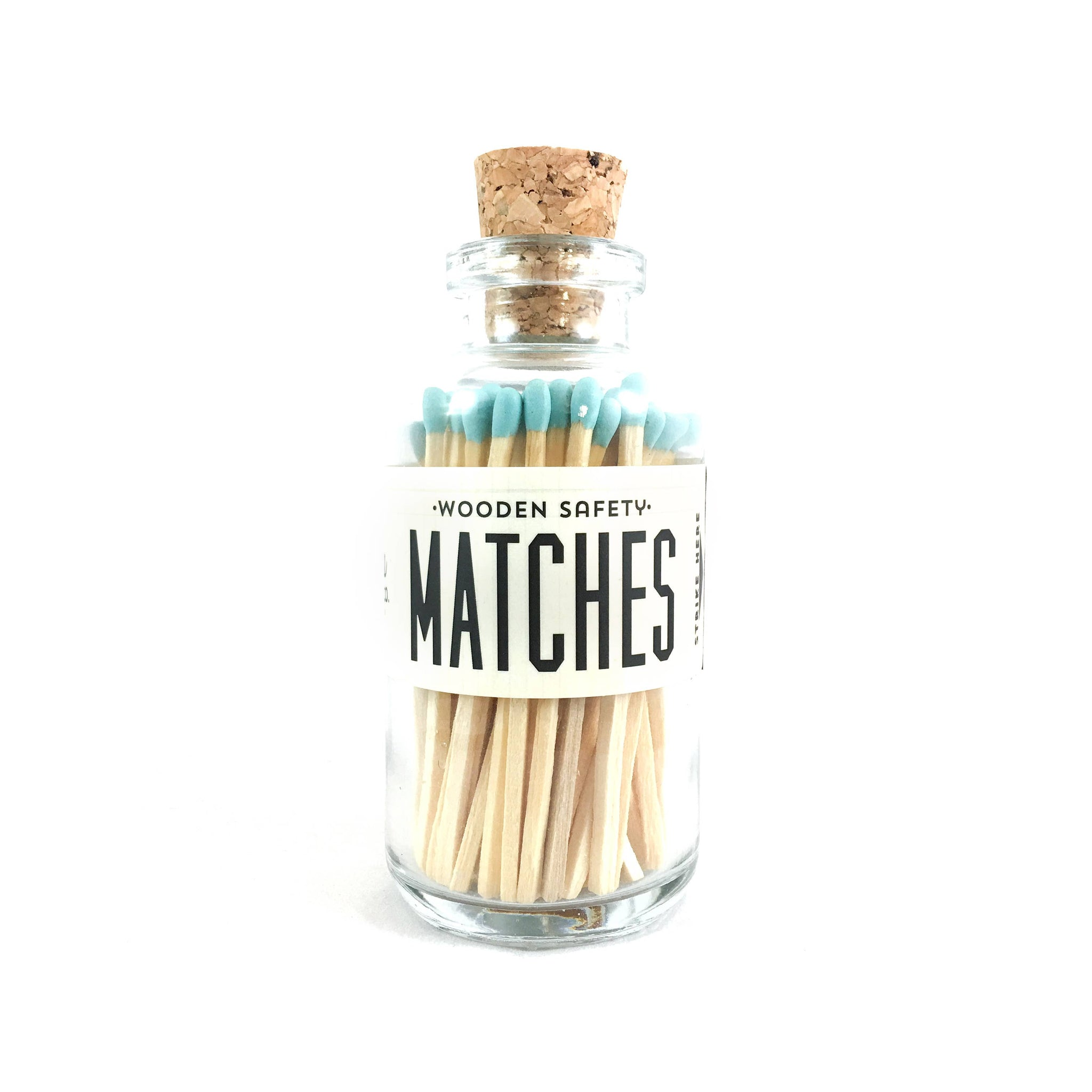 Teal Mini Matches
