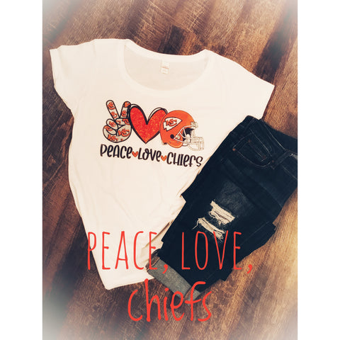 peace love chiefs