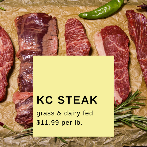 KC steak