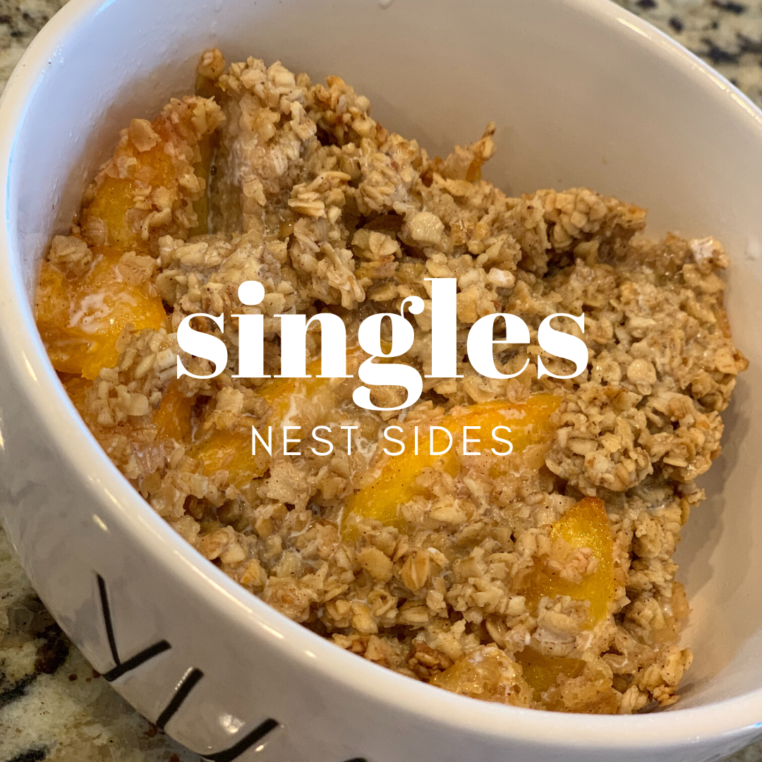 Freezer Meal Side Singles
