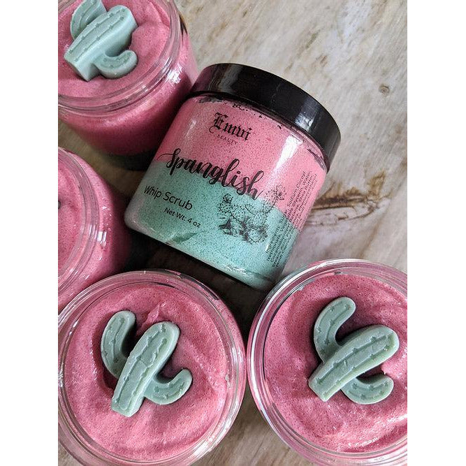 Spanglish Whipped Sugar Scrub