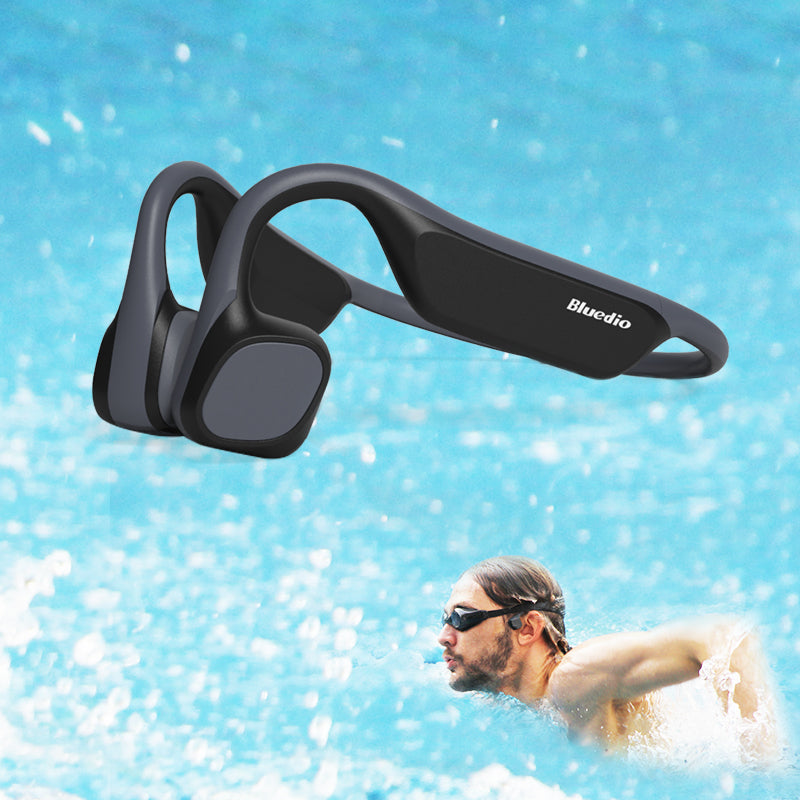 Casque Sans Fil Bluetooth V50 Waterproof Pour Sports De Plein Air