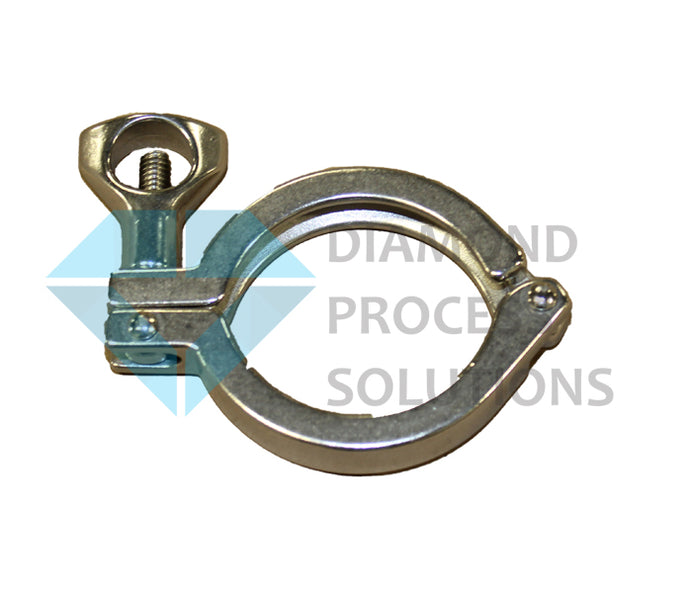 Stainless Steel Tri-Clover Clamp