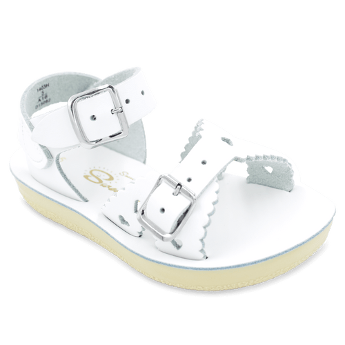 Sweetheart Sandal - White