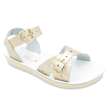 Load image into Gallery viewer, Sun-San Sweetheart Sandal Gold