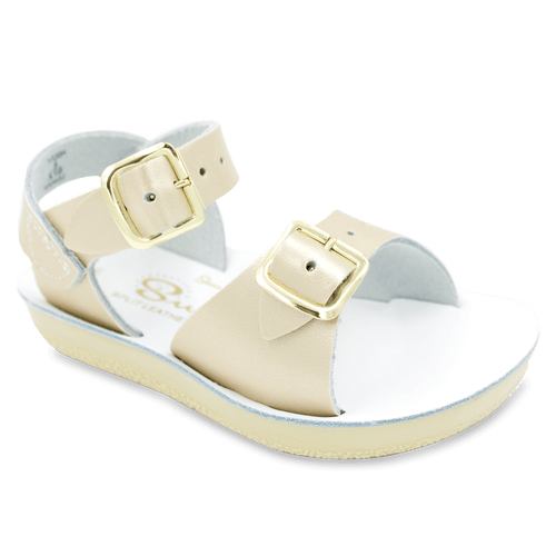 Surfer Sandal - Gold