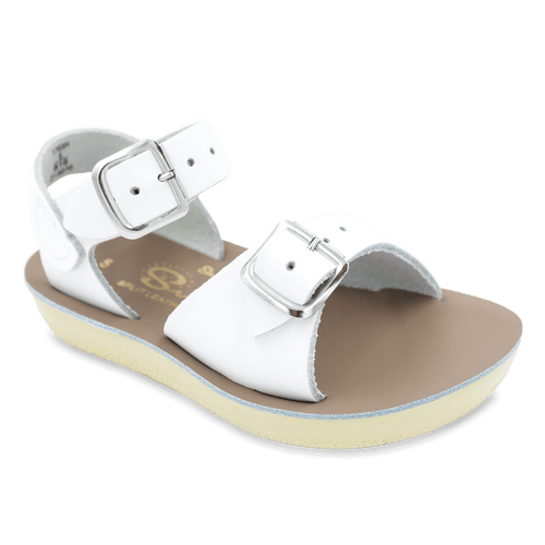 Surfer Sandal - White