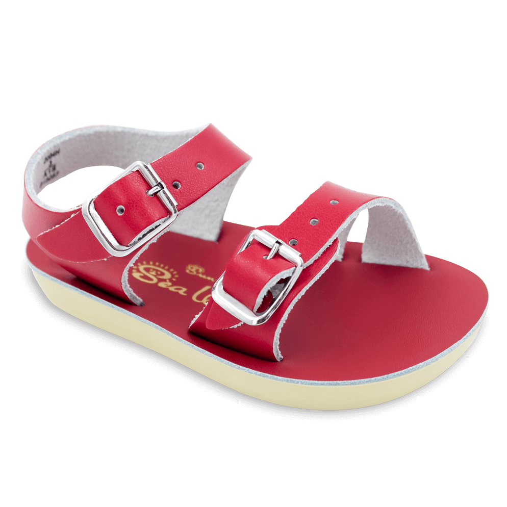 Sea Wee Sandal Red