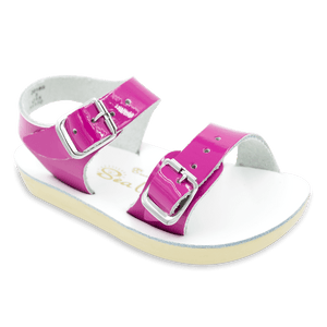 Sea Wee Sandal Shiny Fuschia
