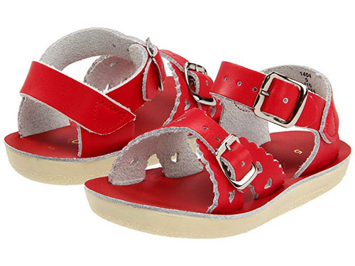Sweetheart Sandal - Red