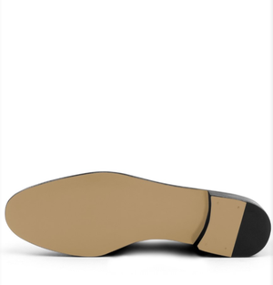 Belgian Slipper - Taupe Suede