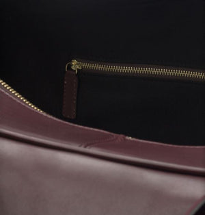 Duffle Bag - Burgundy