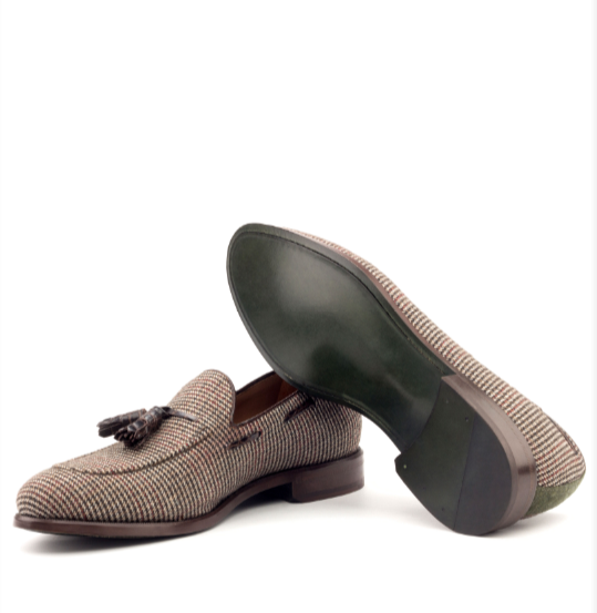 Loafer - Tweed Sartorial