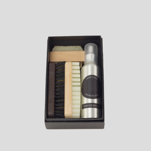 Fassona Suede Shoe Care Kit