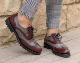Women's Full Brogue