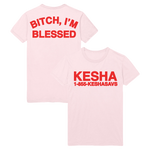 KESHASAVS Tee + Digital Download-Kesha