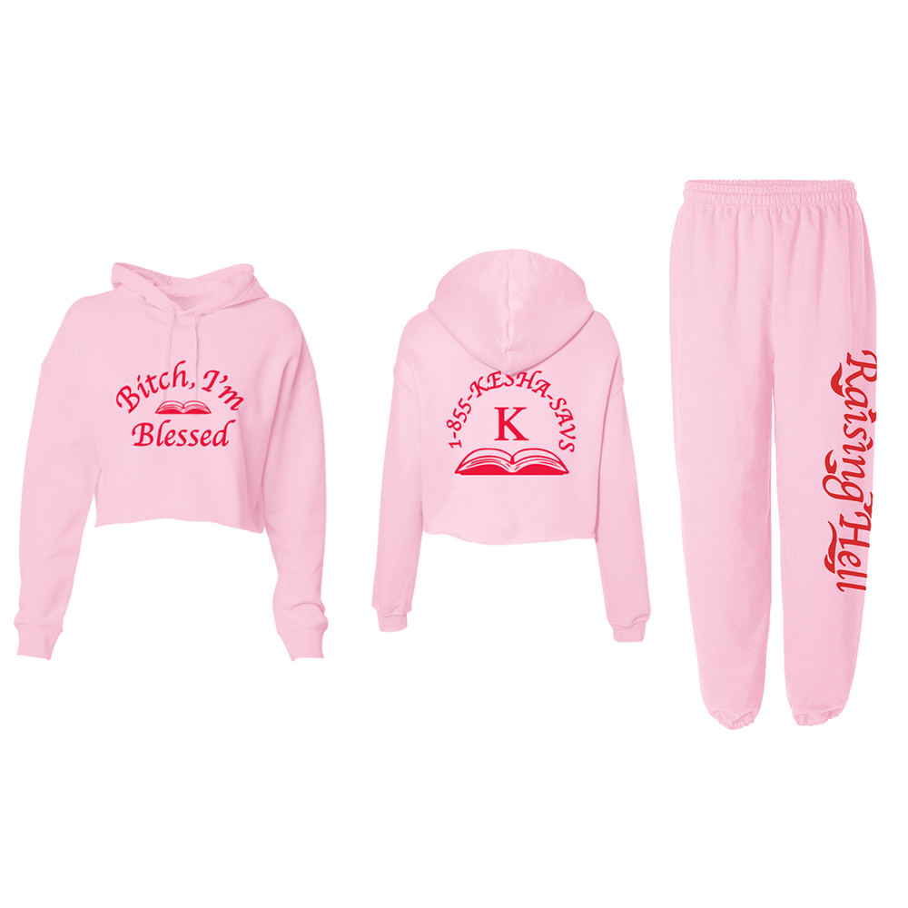 Raising Hell Sweatsuit + Digital Download