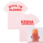 KESHASAVS Tee + Digital Download
