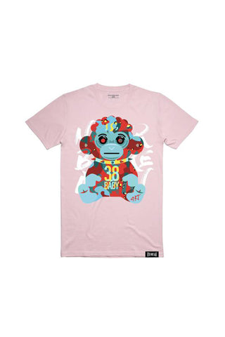Hell Monkey T-Shirt - Pink
