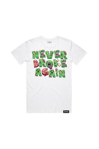Never Broke Again Zombie - White