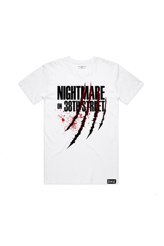 Nightmare On 38th Street - White
