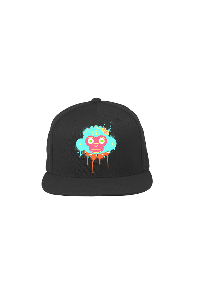 Spray Monkey Snap Back