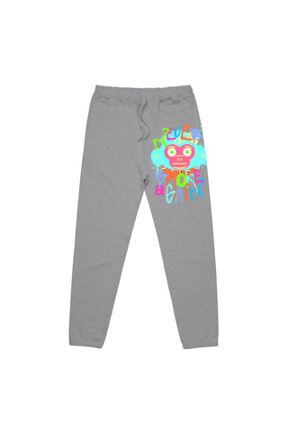 Spray Monkey Joggers - Grey