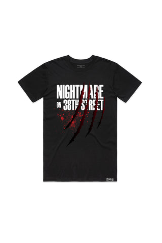 Nightmare On 38th Street - Black