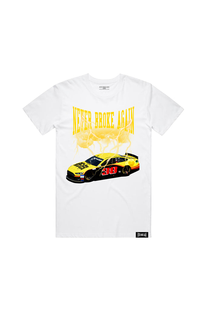 Racer T-Shirt - White