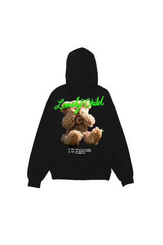 Lonely Child Hoody - Black (DIGITAL ALBUM BUNDLE)