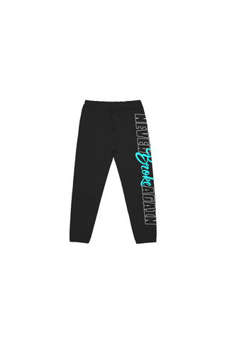 Never Broke Again Kids Import Joggers - Black