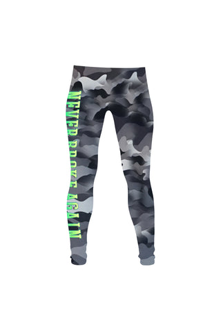 Green Machine Leggings - Camo