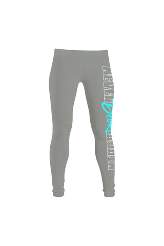 Import Leggings - Grey