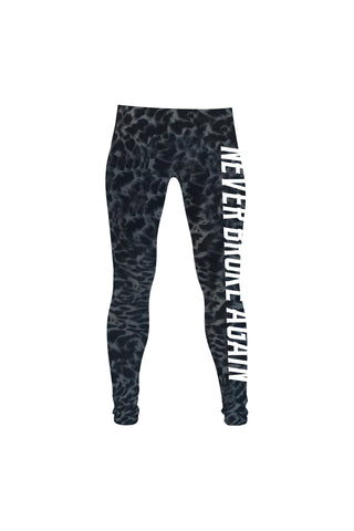 Charge Leggings - Leopard