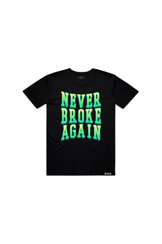 Kids Green Machine T-shirt - Black