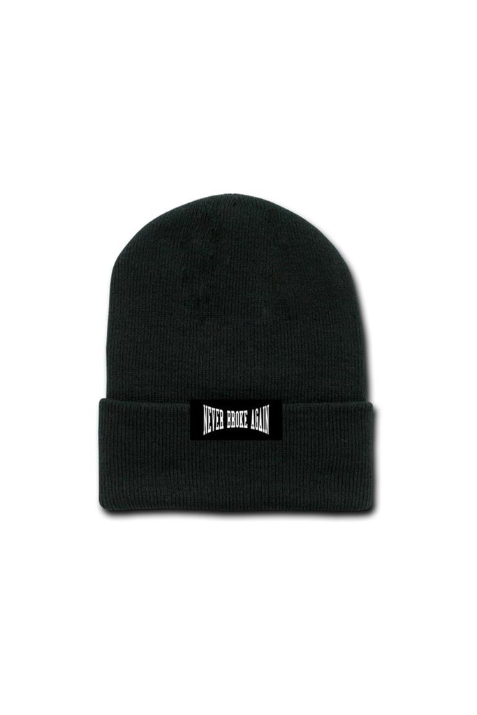 Never Broke Again Beanie - Black